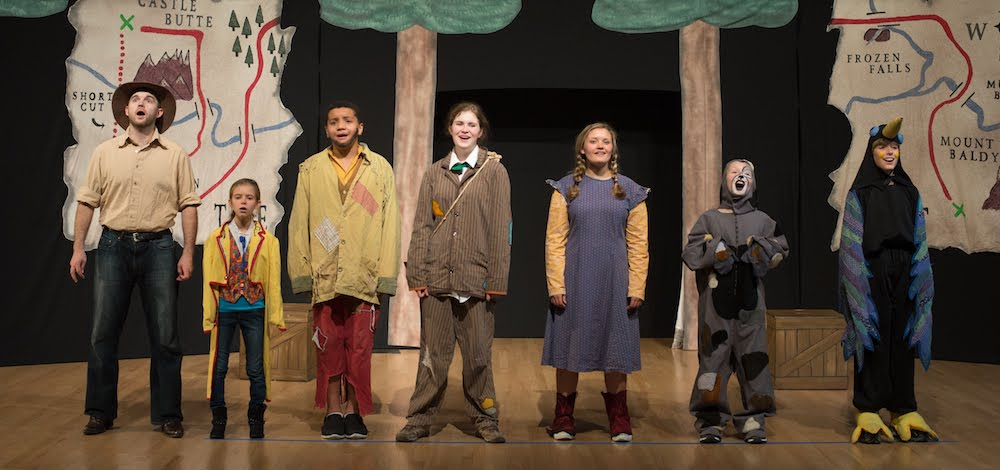 The Wiz of the West - PLAY Conservatory