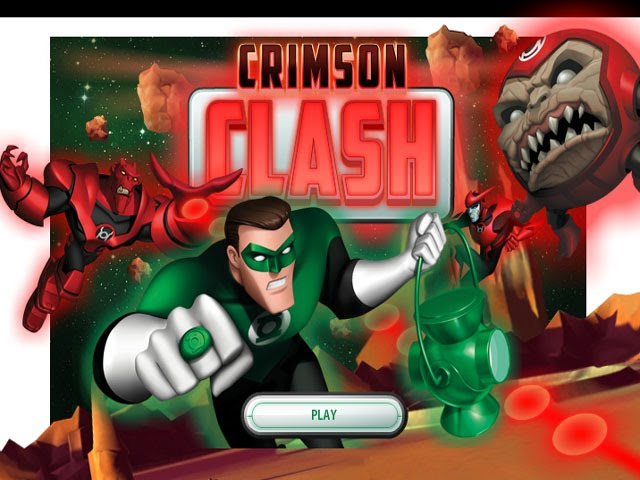 Use Crimson Clash Green Lantern Ring In Play Earn To Die Online
