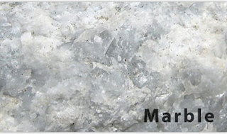 4  Metamorphic Rocks= formed by high temperature and
