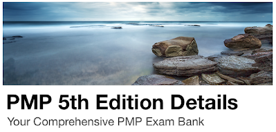 PMP 5th Edition Details
