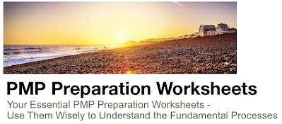 PMP Preparation Worksheets