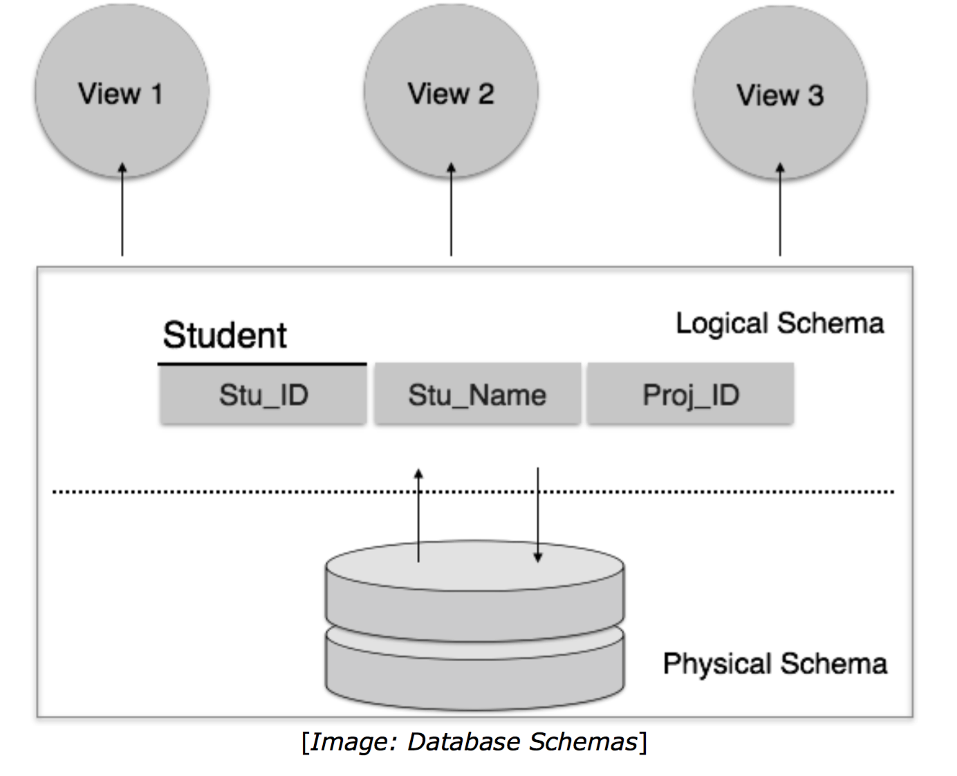 Lesson 2 instances schemas and data models sicte 11 database it contains a descriptive detail of the database which can be depicted by means of schema diagrams its the database designers who design the schema to pooptronica Gallery