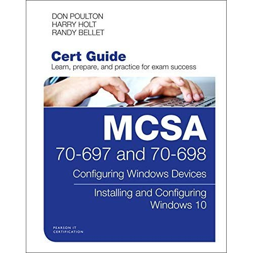 Download Mcsa 70 697 And 70 698 Cert Guide Configuring Windows