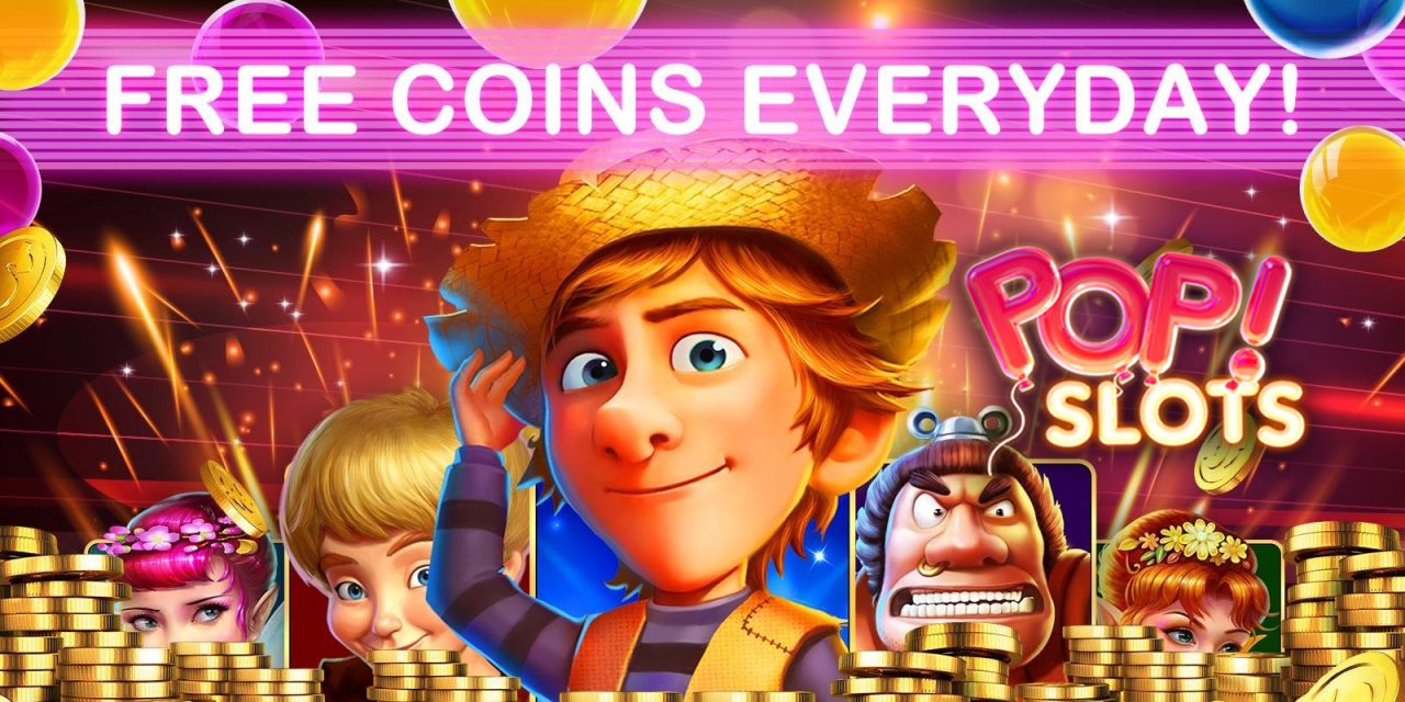 <b>POP Slots</b> Free Chips - 500k <b>Codes</b> Generator ANDROID IOS