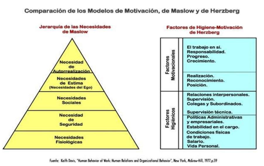 1 7 4 Teoría Del Comportamiento Humano Maslow Herzbert