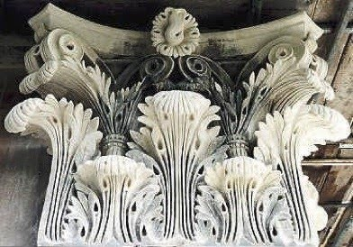 marble capitol sculpture by gary churchman