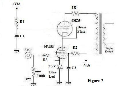 High Voltage Power Supply Schematics on basic ammeter use