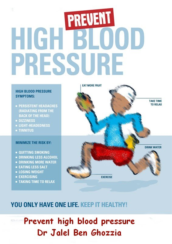Foods That Can Help Prevent High Blood Pressure