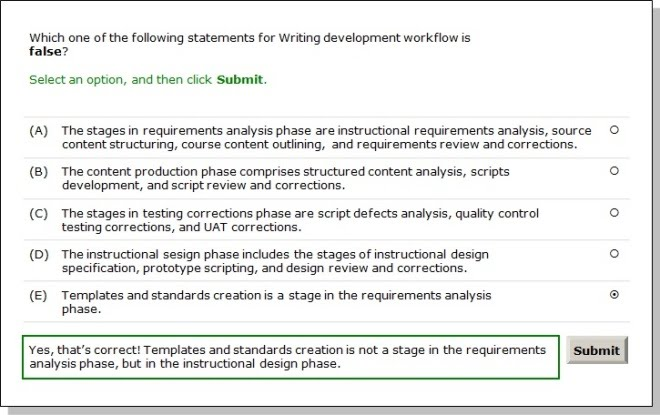 03 Mcq Options The E Learning Practitioner