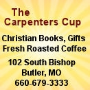 The Carpenters Cup Christian Books and Gifts