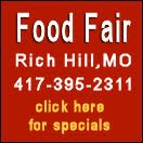 Food Fair, Rich Hill.MO