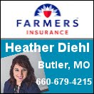 Farmers Insurance - Heather Diehl, Butler, MO
