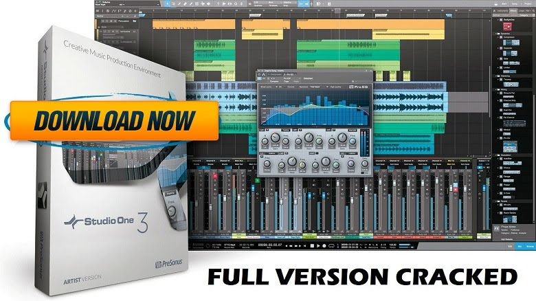 presonus studio one 3 crack mac