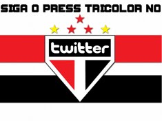 Siga o Press Tricolor no Twitter!