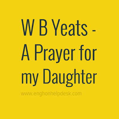 a prayer for my daughter by yeats Wmu discontinued personal web page services on homepageswmichedu for students, staff and alumni effective january 9, 2018 these pages are now disabled.