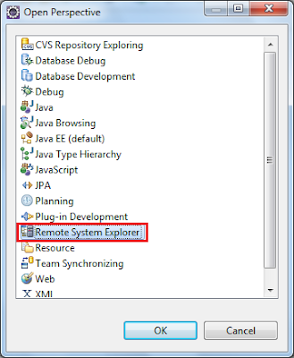 How to connect to Remote Unix Server using Eclipse - Project