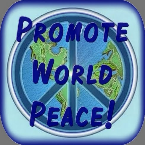 Twenty Ways to Promote Peace in Our World