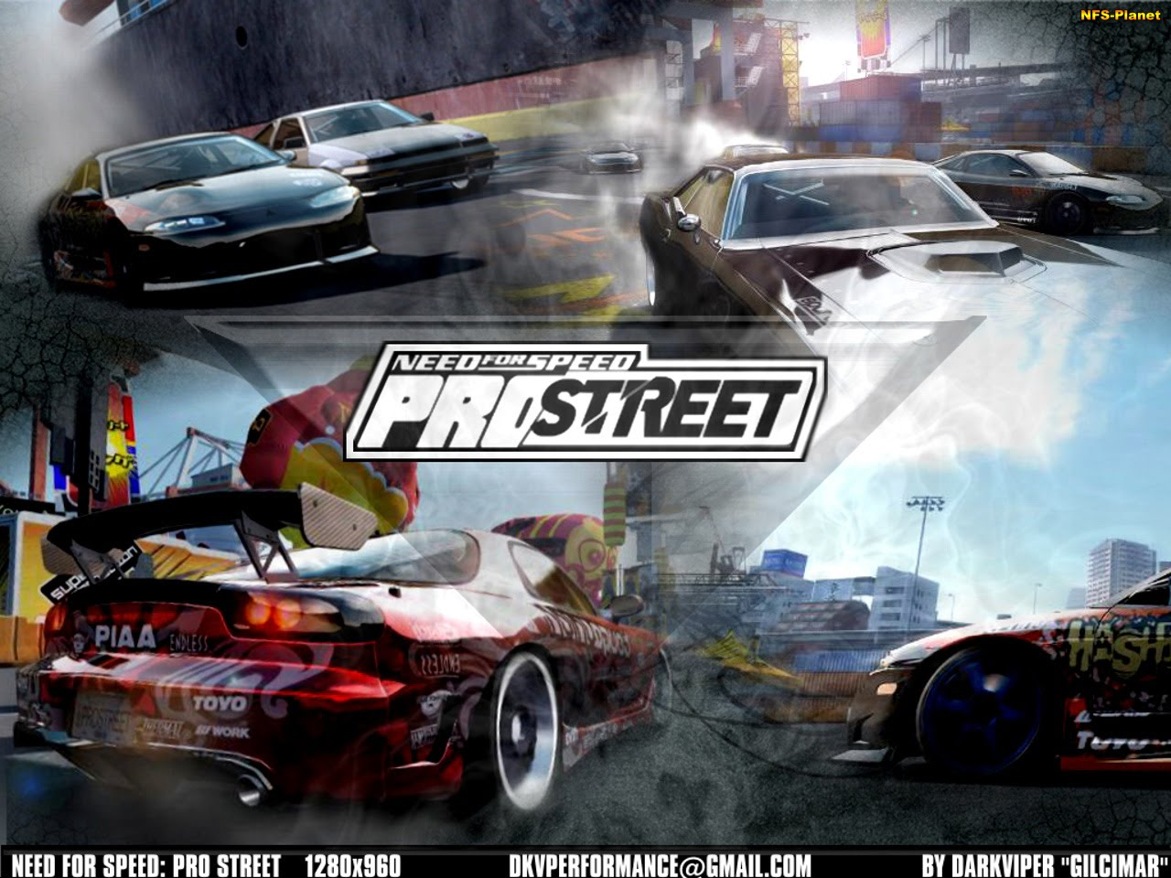 NFS Pro Street Wallpapers
