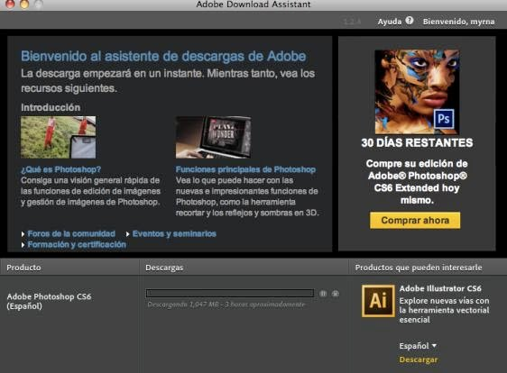 Como Descargar E Instalar Adobe Photoshop Cs6 Para Mac Proyecto Byte