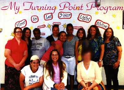 My Turning Point Program Graduating Class August 2012