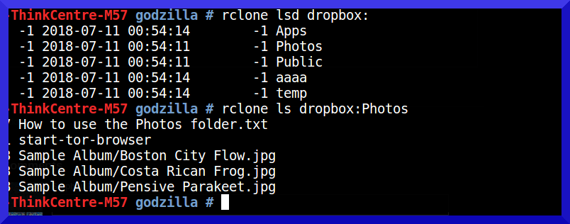 How To Use Rclone
