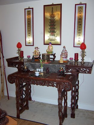 Altar Making - Skillful Means