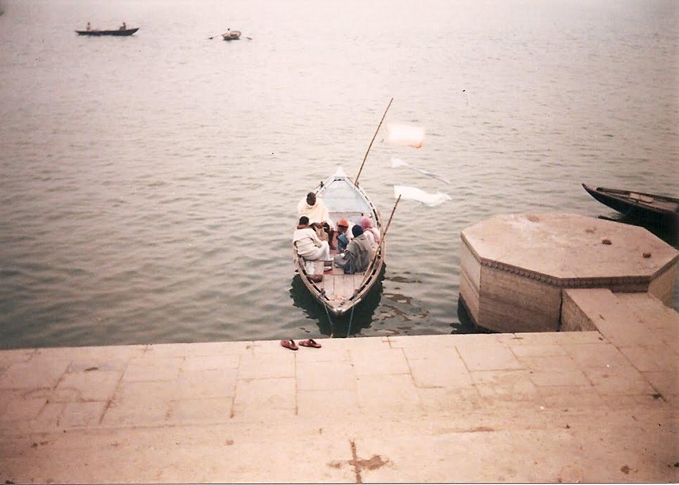 India pthrone for Pilgrims village fishing report