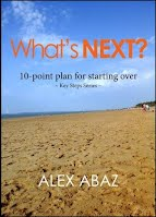 What's Next: 10-Step Plan for Starting Over