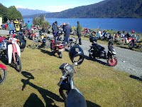 Stop at Lake Kaniere