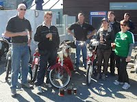 VCC Moped Run 2012