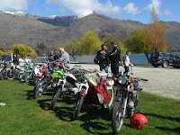 Wanaka - Before the start