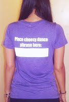 CHEESY DANCE PHRASE ANABELLE ACOSTA BACK