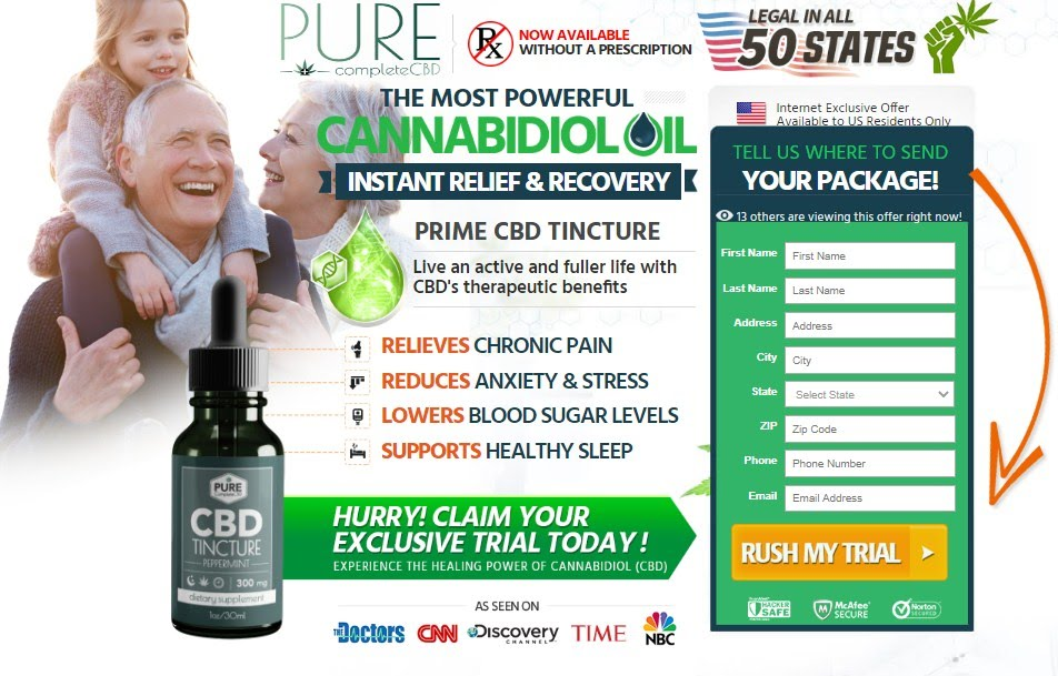 Pure Complete CBD  Does It Really Work?