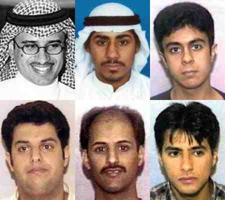 Hijackers Of 9 11. and signed 9-11.