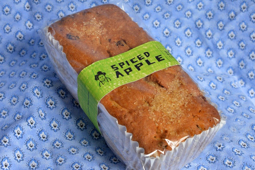 Spiced Apple Cake, Retail