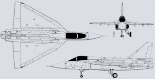 HAL Tejas 3 views