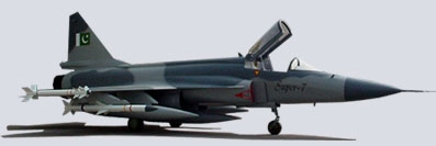 JF-17 Thunder (FC-1 Fierce Dragon)
