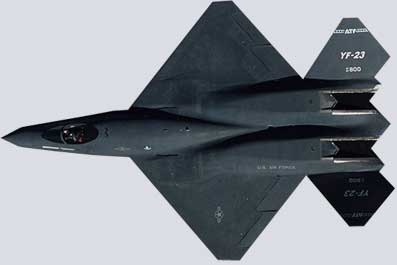 YF-23 Black Widow II