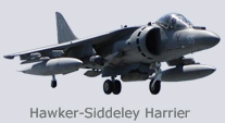 Hawker-Siddeley Harrier