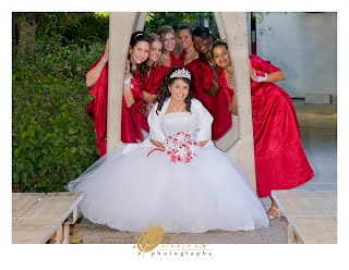 d4b82f7bbef This is an image of a quinceanera and her court.