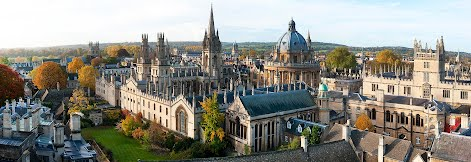 View of Oxford [(c) MPLS, Univ. Oxford]