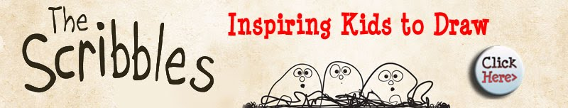 The Scribbles - Inspiring Kids to Draw