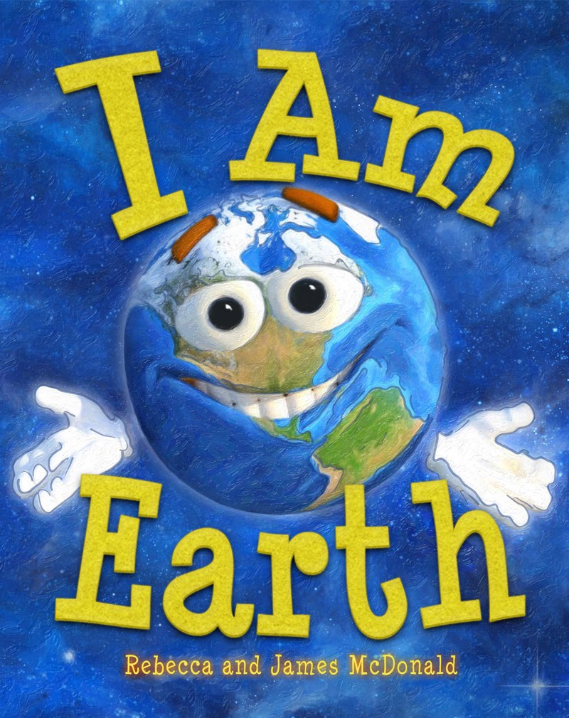 Book Cover for I Am Earth: An Earth Day Book for Kids