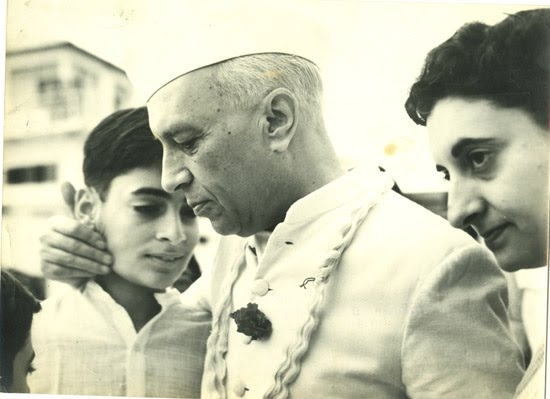 Nehru and Rajiv