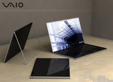 Vaio Zoom laptop