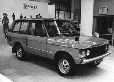 /'70-/'72 PLASTIC WINDSCREEN WASHER BOTTLE RANGE ROVER CLASSIC TO VIN SUFFIX A