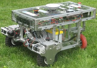 IGVC Vehicle - Rutgers Navi [2012]