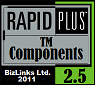RapidPlus TM Components screenshot
