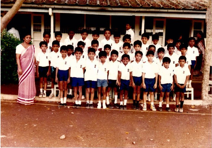 Some of us in 1990  (Grade 2)