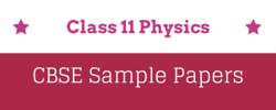 CBSE-Sample-Paper-For-Class-11-Physics